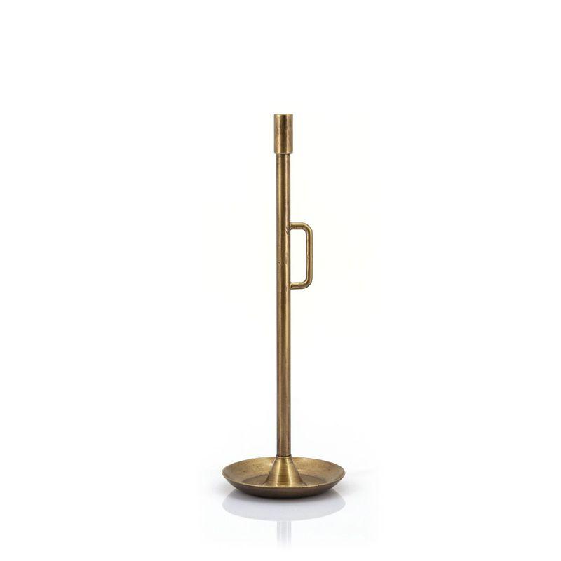 by-boo kandelaar wick small brass