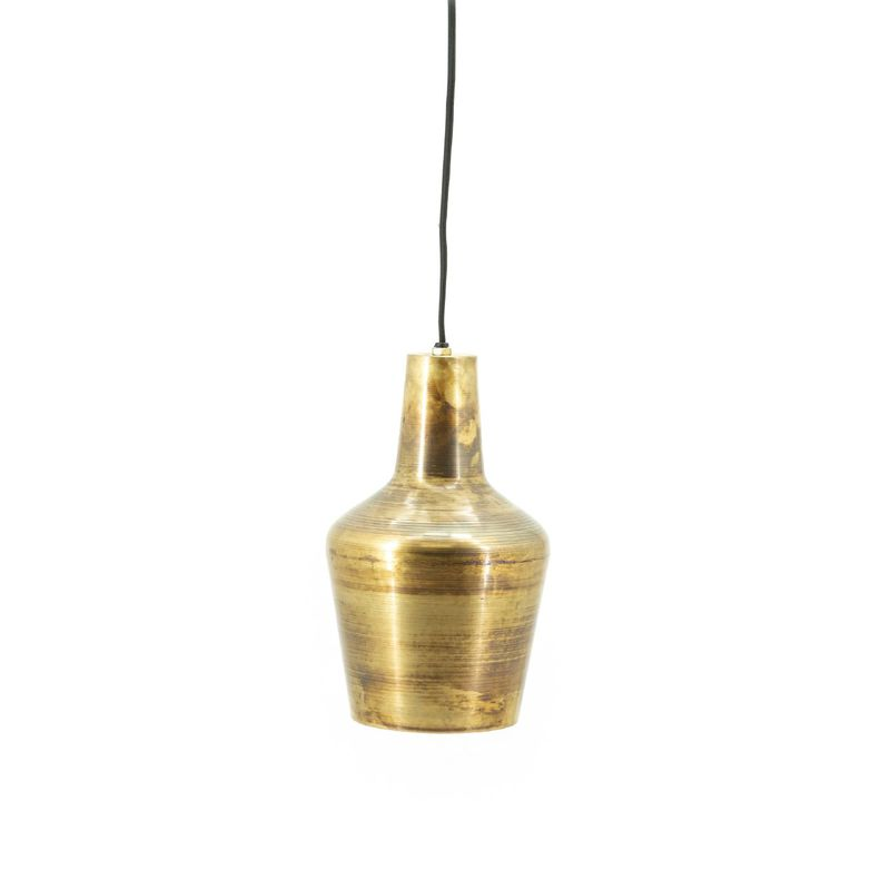 hanglamp wattson 3 goud