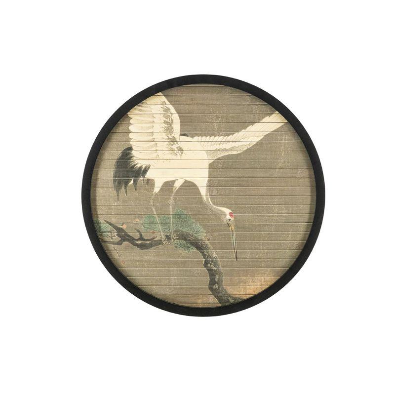 wanddecoratie morita crane