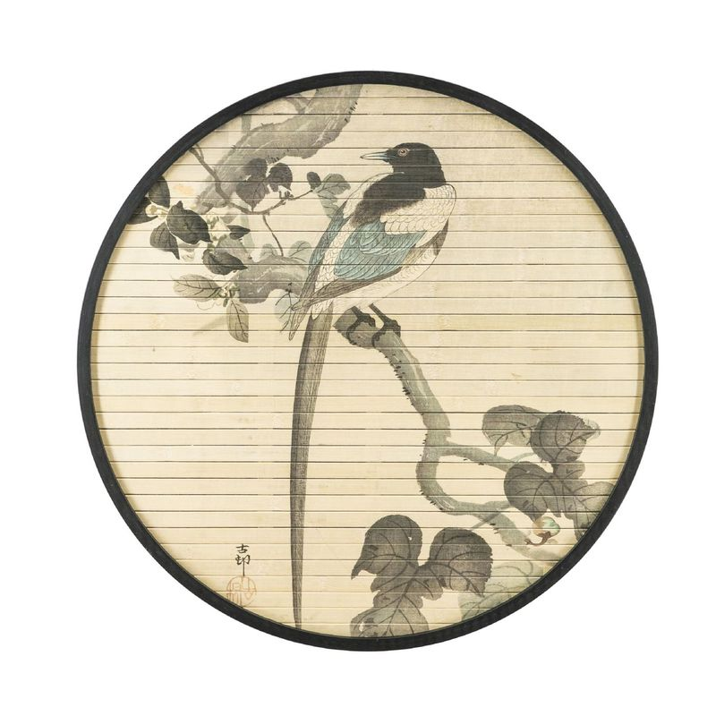 wanddecoratie morita bird